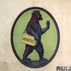 Cine: JOSETTI. FILM ALBUM Nº 1. ALBUM COMPLETO DE 280 FOTOGRAFIAS DE ARTISTAS DE CINE. AÑO 1930. COMPLETO. Lote 126811591