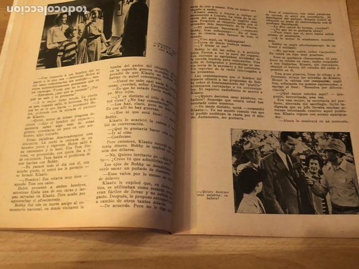 Cine: Novela ultimátum a la tierra.patricia neal.serie popular.ediciones bistagne - Foto 2 - 127262216