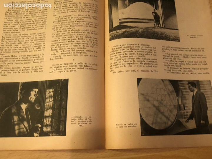 Cine: Novela ultimátum a la tierra.patricia neal.serie popular.ediciones bistagne - Foto 3 - 127262216