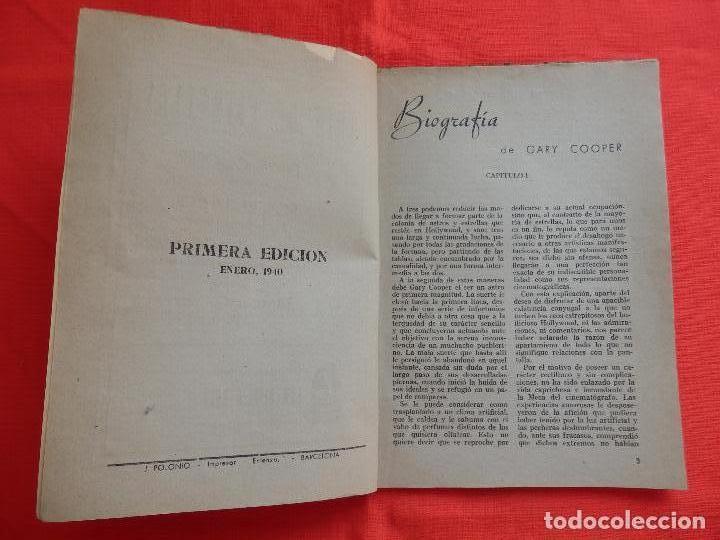 Cine: trio de estrellas, novela edit. cisne, 1940, a estrenar, 64 pág. - Foto 2 - 127871735
