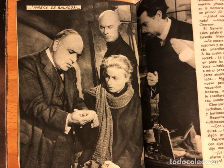 Cine: Anastasia foto film de bolsillo.ingrid bergman yul brynner - Foto 5 - 128393023
