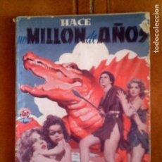 Cinema: EDICION ESPECIAL SOBRE LA PELICULA HACE UN MILLON DE AÑOS. Lote 129028447