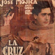 Cine: JOSÉ MOGICA : LA CRUZ Y LA ESPADA (BISTAGNE). Lote 131281859