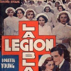 Cine: LORETTA YOUNG : LA LEGION BLANCA (BISTAGNE). Lote 131283319