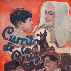 Cine: CURRITO DE LA CRUZ (BISTAGNE). Lote 131288259