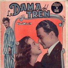 Cine: DIANA DURBIN : LA DAMA DEL TREN (BISTAGNE). Lote 131288343