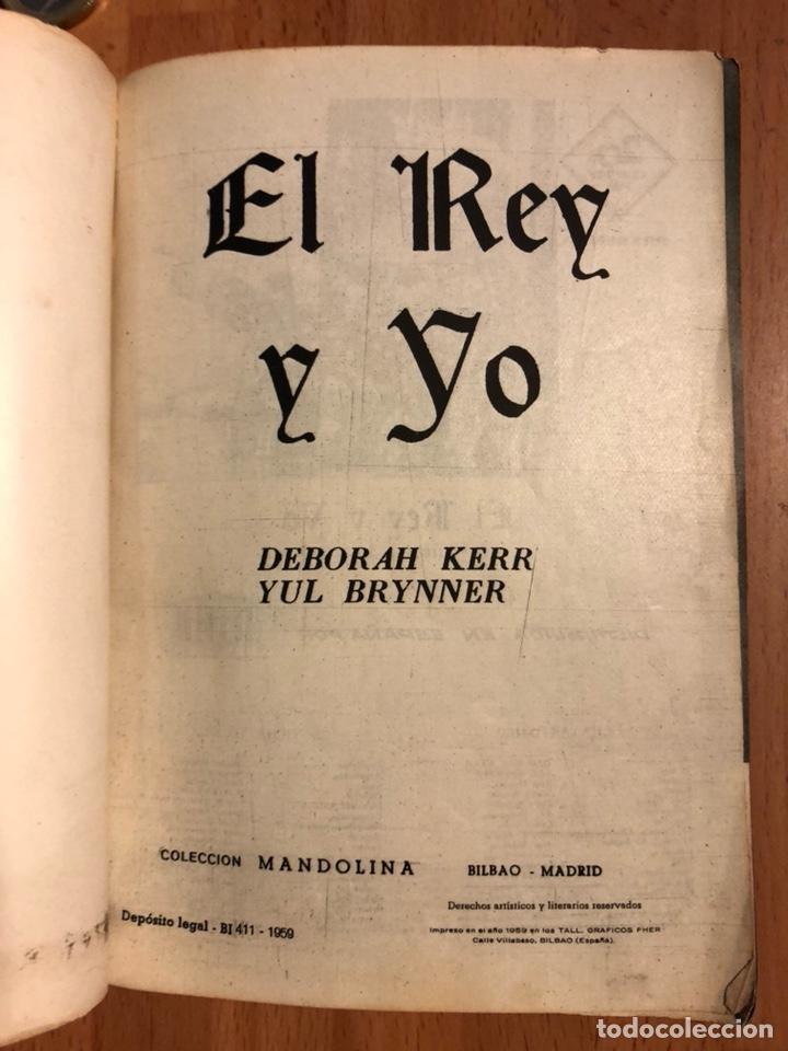 Cine: El rey y yo.yul brynner deborah kerr.mandolina - Foto 3 - 131365587
