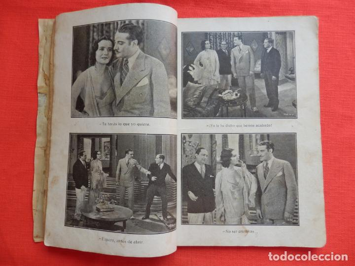 Cine: la dama atrevida, novela edic. biblioteca films, ramon pereda luana alcaniz, 96 pág. - Foto 4 - 132918386