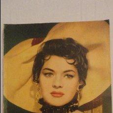 Cine: LILIAN DE CELIS.AQUELLOS TIEMPOS DEL CUPLE.COLECCION MANDOLINA.FHER 1958. Lote 133975062