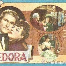 Cine: CINEVIDA, FEDORA, AMADEO NAZZARI. Lote 156142346