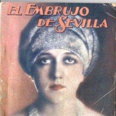 Cine: MARÍA LADRÓN DE GUEVARA : EL EMBRUJO DE SEVILLA (BIBLIOTECA FILMS, S.F.). Lote 135823246
