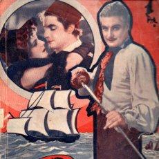 Cine: ROBERT DONAT / ELISSA LANDI : EL CONDE DE MONTECRISTO (BISTAGNE, 1935). Lote 138951090