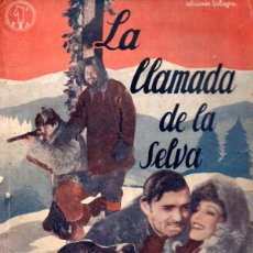 Cine: CLARK GABLE / LORETTA YOUNG : LA LLAMADA DE LA SELVA (BISTAGNE, 1936). Lote 138951394