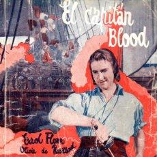 Cine: ERROL FLYNN - OLIVIA DE HAVILLAND : EL CAPITAN BLOOD (BISTAGNE). Lote 138952454