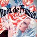 Cine: ROSA DE FRANCIA (BISTAGNE, 1935). Lote 138952602
