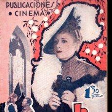 Cine: IRENE DUNNE . MAGNOLIA (PUBLICACIONES CINEMA). Lote 138952822