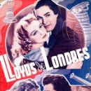 Cine: TYRONE POWER : LLOYDS DE LONDRES (BISTAGNE, 1940). Lote 138952982