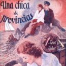 Cine: ROBERT TAYLOR : UNA CHICA DE PROVINCIAS (BISTAGNE, 1939). Lote 138953050