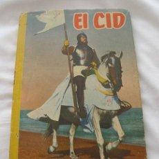 Cine: EL CID EDITORIAL FELICIDAD 1963 CINE EXITO. Lote 139844698