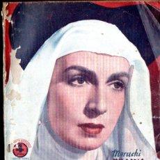 Cine: MARUCHI FRESNO : REINA SANTA (BISTAGNE) ARGUMENTO Y FOTOS DE LA PELÍCULA. Lote 141177638