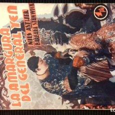 Cine: LA AMARGURA DEL GENERAL YEN. EDICIONES BISTAGNE. Lote 146281862