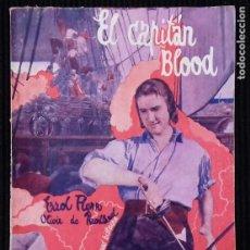 Cine: EL CAPITAN BLOOD. EDICIONES BISTAGNE.. Lote 146549394