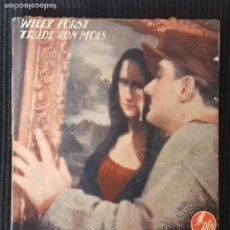 Cine: EL ROBO DE LA MONA LISA. EDICIONES BISTAGNE.. Lote 147439834