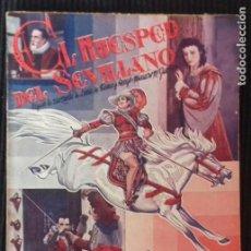 Cine: EL HUESPED DEL SEVILLANO. EDICIONES BISTAGNE.. Lote 147440302
