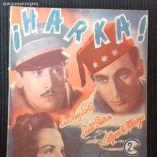 Cine: HARKA. COLECCION CINEMA. . Lote 147440994