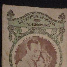 Cine: LA NOVELA FEMENINA CINEMATOGRAFICA Nº 68 UNA MUCHACHA REBELDE.SALLY O'NEAL.JOHN PATRICK.. Lote 147574082