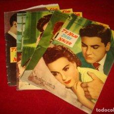 Cine: CINE ENSUEÑO TU HIJO DEBE NACER COMPLETA EN 6 FASCICULOS EDITORIAL FHER 1958. Lote 151314074
