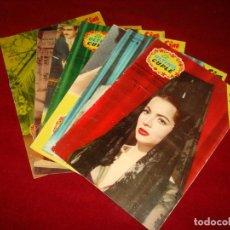 Cine: CINE ENSUEÑO EL ULTIMO CUPLE 8 FASCICULOS EDITORIAL FHER 1958. Lote 151316638