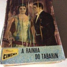 Cine: REVISTA COLECCIÓN DE CINEMA. AÑOS 50. ILUSTRADA. ÚLTIMO PRECIO. LOTE 5. Lote 151641686
