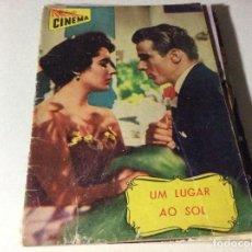 Cine: REVISTA COLECCIÓN DE CINEMA. AÑOS 50. ILUSTRADA. ÚLTIMO PRECIO. LOTE 6. Lote 151642454