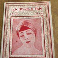 Cine: LA NOVELA FILM 16 JUGUETES DEL DESTINO ALLA NAZIMOVA. Lote 151993433