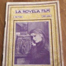 Cine: LA NOVELA FILM 15 POR SALVAR A SU MADRE.CLARA WIETH. Lote 151993720
