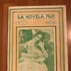 Cine: LA NOVELA FILM LOS GUAPOS POR EUGENIA ZUFFOLI. Lote 153397417