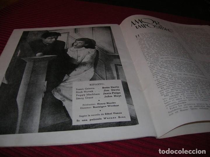 Cine: Antigua revista. Bolero Films - Foto 3 - 154411190