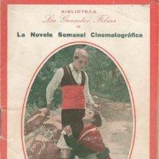 Cine: NOBLEZA BATURRA. INOCENCIA ALCUBIERRE Y FELIPE FERNANSUAR. Lote 158111730