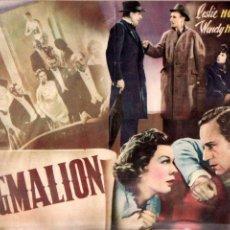 Cine: PIGMALION - LESLIE HOWARD Y WENDY HILLER (CINEVIDA). Lote 160384814