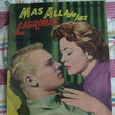 Cine: MAS ALLA DE LAS LAGRIMAS (PELICULAS FAMOSAS) ¡¡LEER DESCRIPCION!! . Lote 164948438