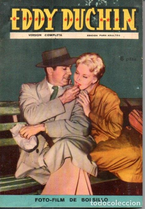 FOTO FILM DE BOLSILLO Nº 7 : EDDY DUCHIN (1959) (Cine - Foto-Films y Cine-Novelas)