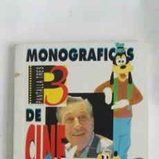 Cine: MONOGRÁFICOS DE CINE LOS LARGOMETRAJES ANIMADOS DE DISNEY. Lote 172317389