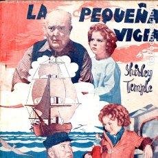 Cine: SHIRLEY TEMPLE : LA PEQUEÑA VIGÍA /BISTAGNE, 1939). Lote 173074229