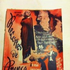 Cine: RECORTES DE PRENSA- ((ANTONIO LOSADA) - MUY BIEN CONSERVADO. Lote 175601627