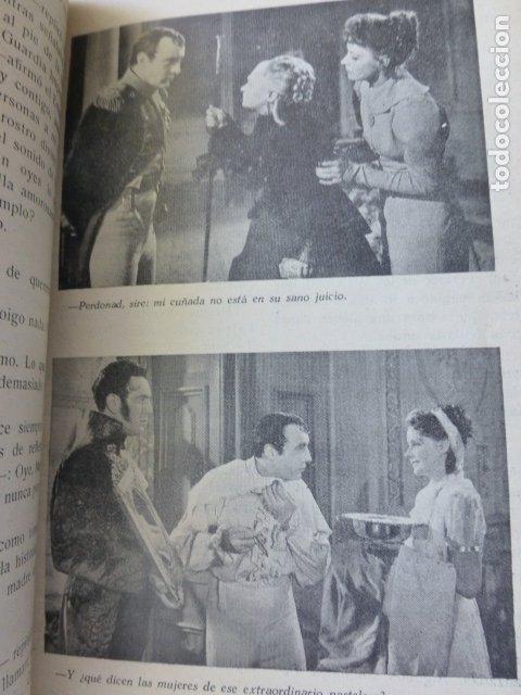 Cine: PELICULA 1944 NAPOLEON MARIA WALEWSKA GRETA GARBO CHARLES BOYER NOVELA CON FOTOS BIBLIOTECA RIALTO - Foto 5 - 175868064