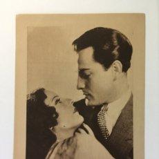 Cine: CAMINO DEL INFIERNO - ESTAMPAS DEL CINEMA Nº 14 - AÑO 1931 - FOTOCROMO MARÍA ALBA JUAN TORENA. Lote 177067762