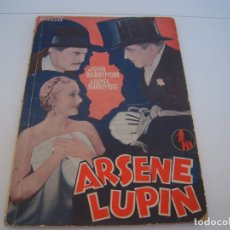 Cine: ARSENE LUPIN. Lote 177727898