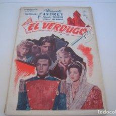 Cine: EL VERDUGO. Lote 177727962