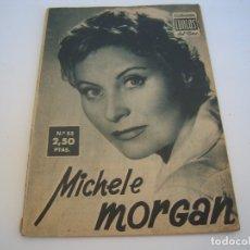 Cine: MICHELE MORGAN COLECCION IDOLOS DEL CINE. Lote 177799044